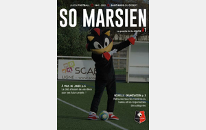 SO MARSIEN #1 - La gazette de la JASCM Football
